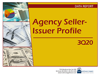 Agency Seller-Issuer Profile: 3Q20