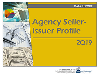 Agency Seller-Issuer Profile: 2Q19