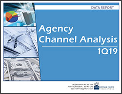 Agency Channel Analysis: 1Q19