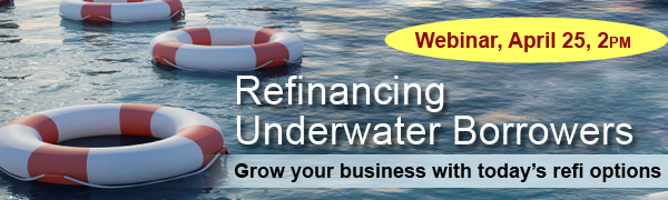 Refinancing Underwater Borrowers
